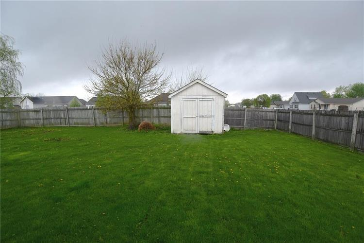 12940 N MEAGAN Drive #0 Camby, IN 46113   MLS 21636033   photo 3