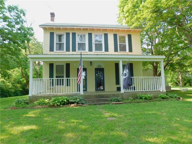 6691 E Landersdale Road Camby, IN 46113 | MLS 21636049 | photo 1