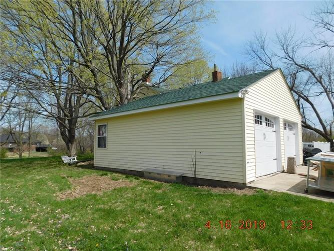 6691 E Landersdale Road Camby, IN 46113   MLS 21636049   photo 5