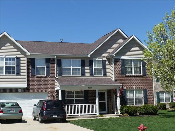 3624 Newberry Road Plainfield, IN 46168 | MLS 21636103 | photo 1