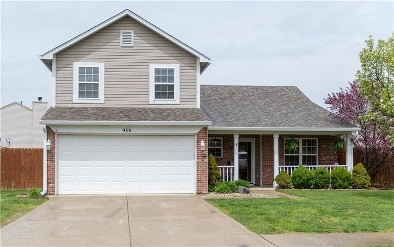 954  FOXTAIL Drive Franklin, IN 46131 | MLS 21636186