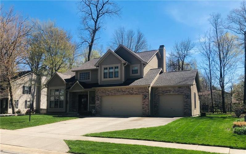 8539  ARDENNES Drive Fishers, IN 46038 | MLS 21636304