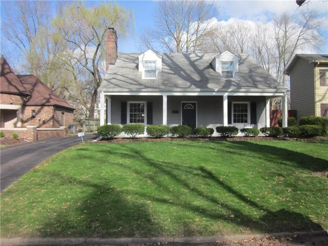 5133 N New Jersey Street Indianapolis, IN 46205 | MLS 21636390