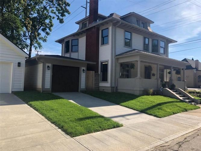 412 E 21st Street Indianapolis, IN 46202 | MLS 21636392