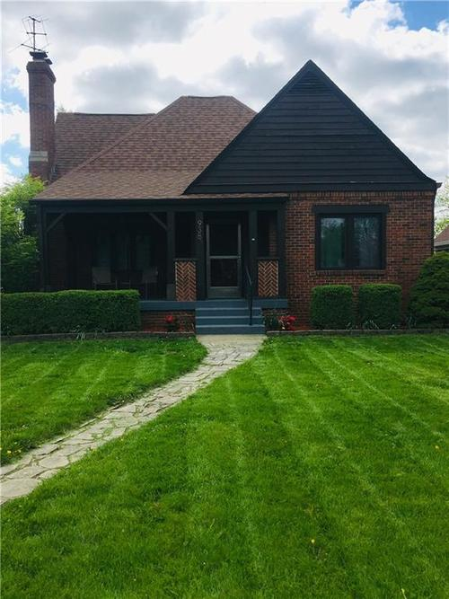 938 N RITTER Avenue Indianapolis, IN 46219 | MLS 21636408 | photo 1