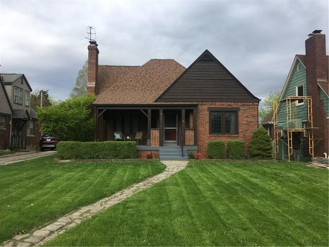 938 N RITTER Avenue Indianapolis, IN 46219 | MLS 21636408 | photo 2