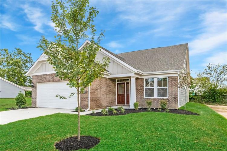 5832 Lyster Lane Indianapolis, IN 46259   MLS 21636429   photo 1