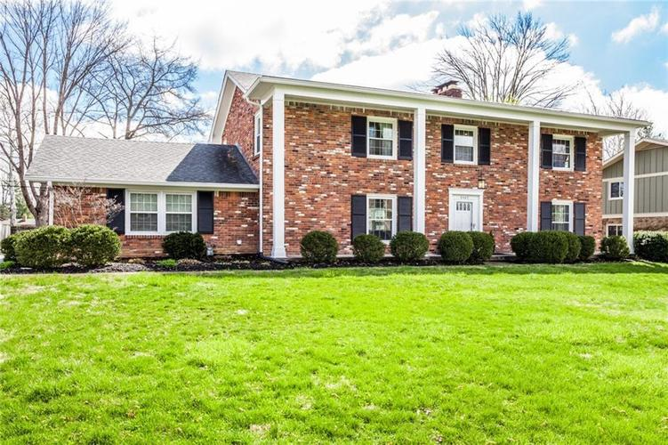 6403  GREEN LEAVES Road Indianapolis, IN 46220 | MLS 21636436