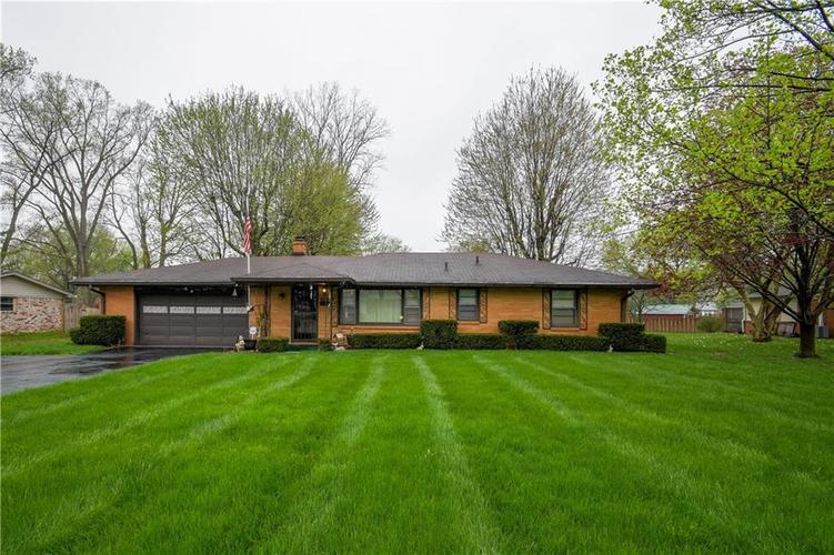 5938  Pine Hill Drive Indianapolis, IN 46235 | MLS 21636478