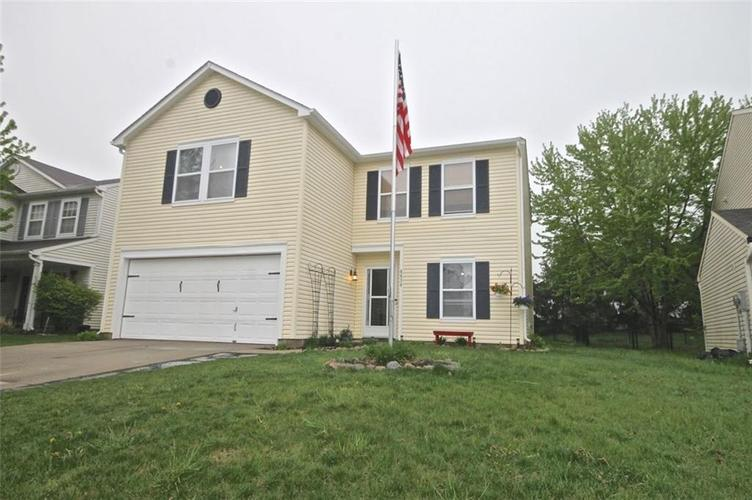 8839 Browns Valley Court Camby, IN 46113 | MLS 21636505 | photo 1