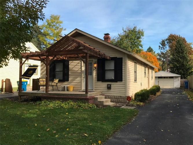 6171 Crittenden Avenue Indianapolis, IN 46220   MLS 21636574   photo 1