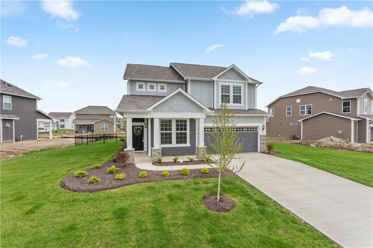 15334 Forest Glade Drive Fishers IN 46037   MLS 21636659   photo 1