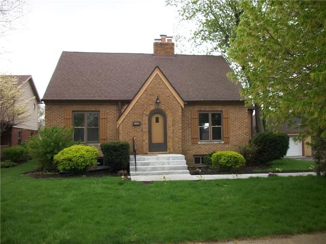 1721  Southview Drive Indianapolis, IN 46227 | MLS 21636689