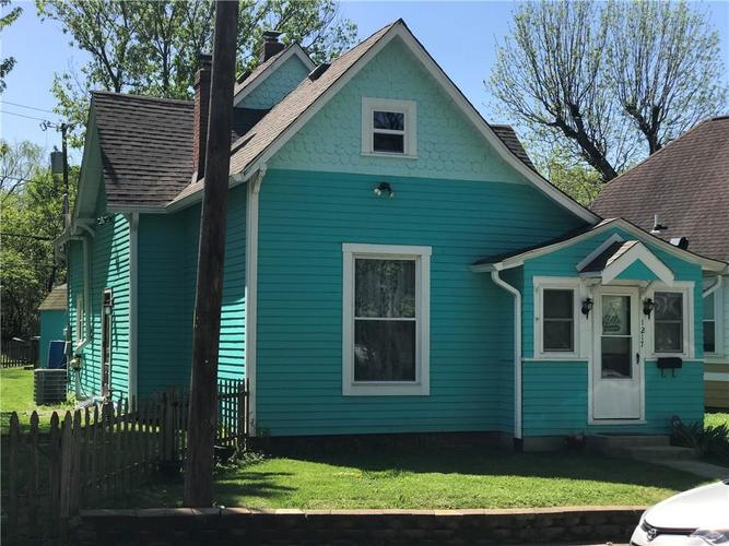 1217 Sterling Street Indianapolis, IN 46201 | MLS 21636691 | photo 1