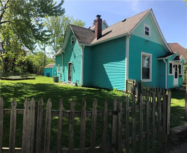 1217 Sterling Street Indianapolis, IN 46201 | MLS 21636691 | photo 2