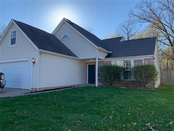 3920  Forest Rise Lane Indianapolis, IN 46203 | MLS 21636803