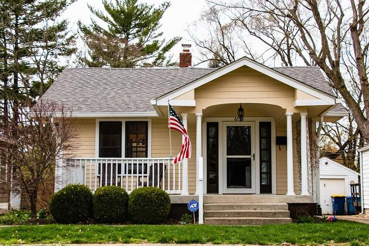 6158 CRITTENDEN Avenue Indianapolis, IN 46220 | MLS 21636809 | photo 1