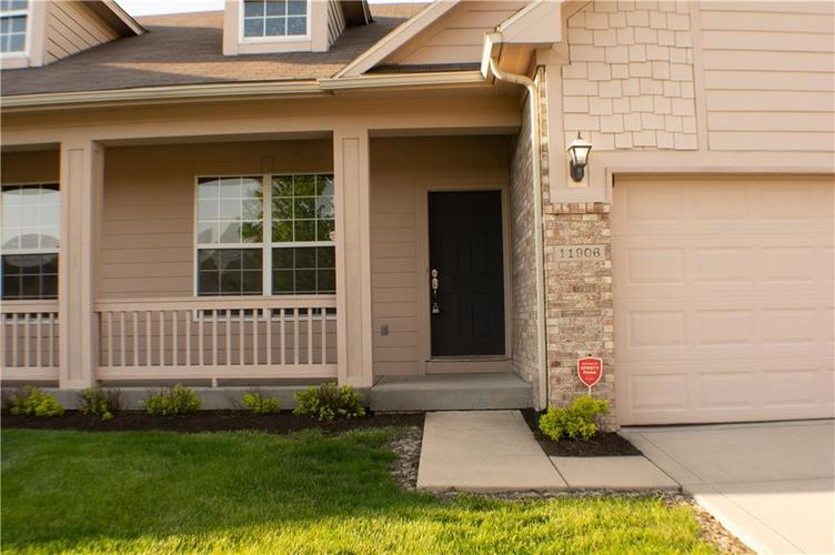 11906 E Dumfrees Court Indianapolis, IN 46229 | MLS 21636889 | photo 2