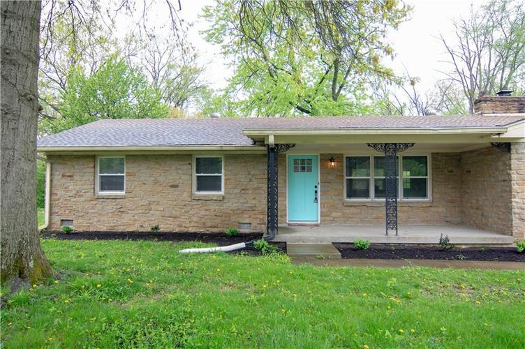 5942 Winston Drive Indianapolis, IN 46226   MLS 21636919   photo 1