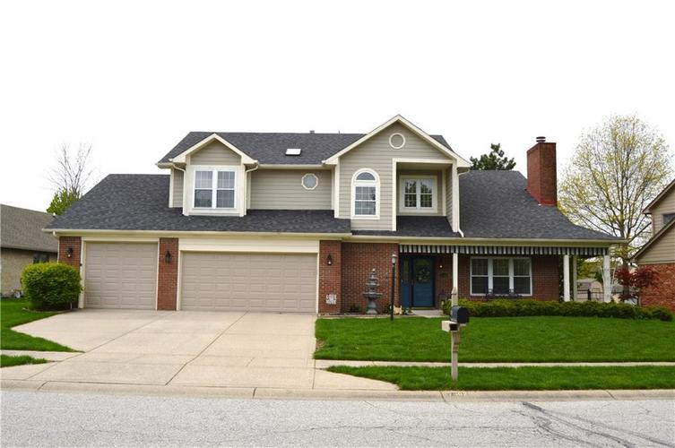 7802  Santolina Drive Indianapolis, IN 46237 | MLS 21636959