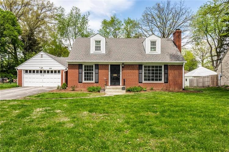 1140 Ivy Lane Indianapolis, IN 46220 | MLS 21637000 | photo 1