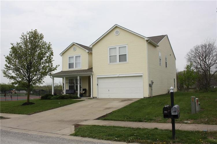 8816 Belle Union Drive Camby, IN 46113 | MLS 21637033 | photo 1
