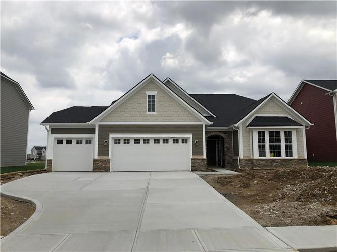 4125 Keighley Court Zionsville, IN 46077 | MLS 21637046 | photo 1