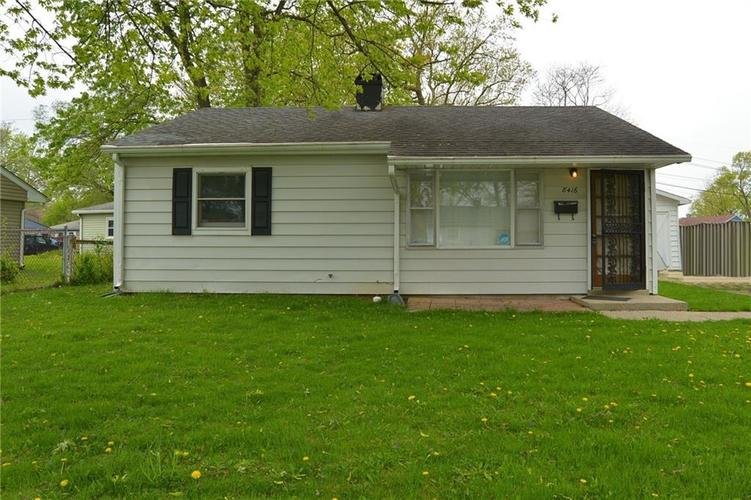 8416 Harrison Drive Indianapolis, IN 46226 | MLS 21637056 | photo 1