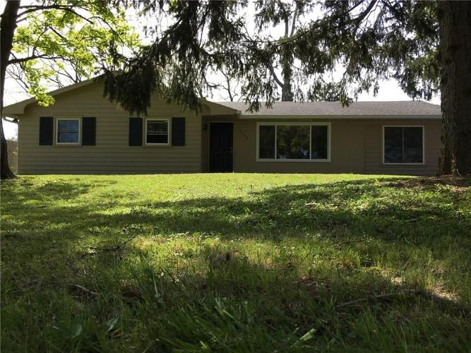 4176 N COUNTY ROAD 1025 Indianapolis, IN 46234   MLS 21637110   photo 1
