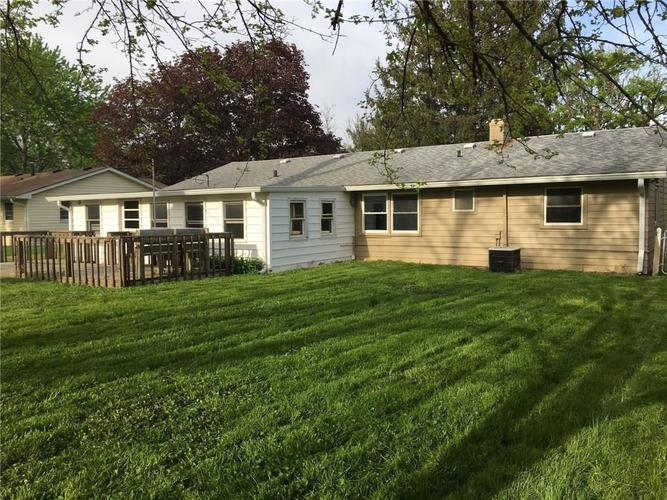 4176 N COUNTY ROAD 1025 Indianapolis, IN 46234   MLS 21637110   photo 5