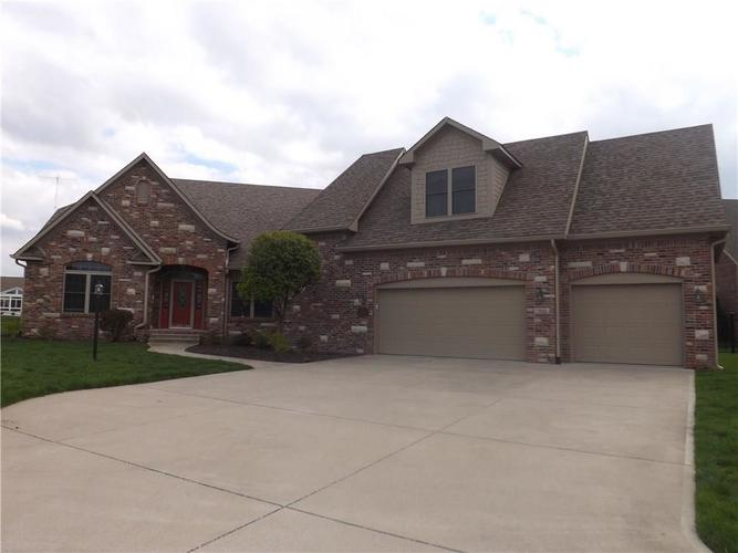7631 Stoney Side Court Indianapolis, IN 46259 | MLS 21637152 | photo 1