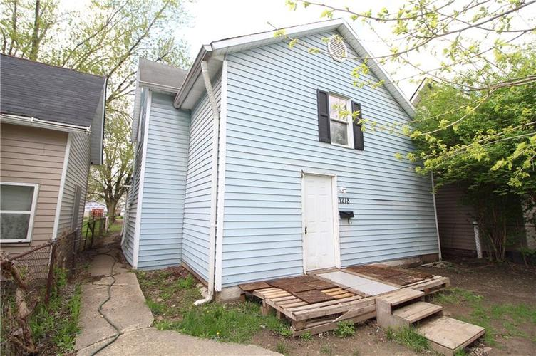 1218 S Sheffield Avenue Indianapolis, IN 46221 | MLS 21637225 | photo 2