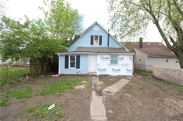 1218 S Sheffield Avenue Indianapolis, IN 46221 | MLS 21637225 | photo 4