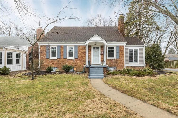 5840  Haverford Avenue Indianapolis, IN 46220   MLS 21637234