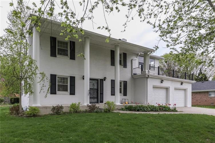 8133  Union Street Indianapolis, IN 46227 | MLS 21637476