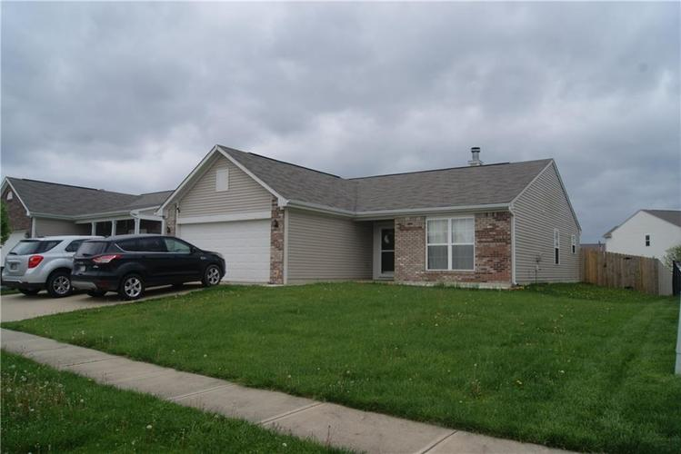 3150 LODGEPOLE Drive Whiteland, IN 46184 | MLS 21637517 | photo 1