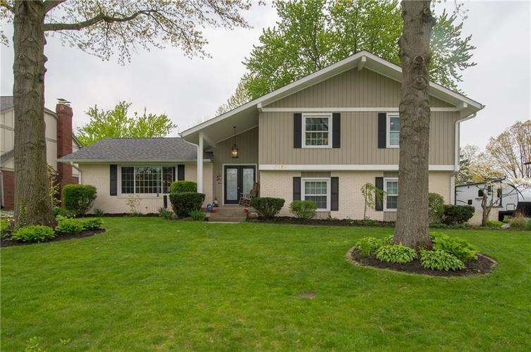 6624  Albion Drive Indianapolis, IN 46256 | MLS 21637549