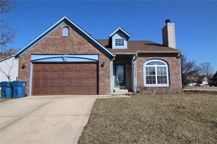 5354  Creekbend Drive Carmel, IN 46033 | MLS 21637568