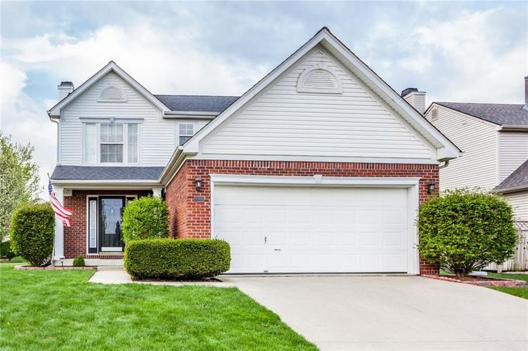 9009  Marisa Drive Fishers, IN 46038 | MLS 21637608