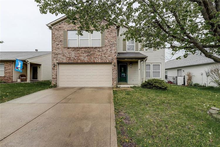 10861 CLEAR SPRING Drive Camby, IN 46113 | MLS 21637748 | photo 1
