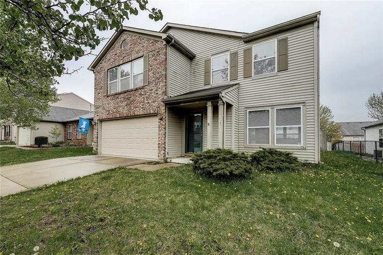 10861 CLEAR SPRING Drive Camby, IN 46113 | MLS 21637748 | photo 2