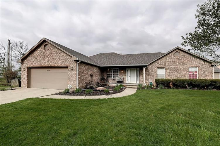 3898 S 600 W  New Palestine, IN 46163 | MLS 21637764
