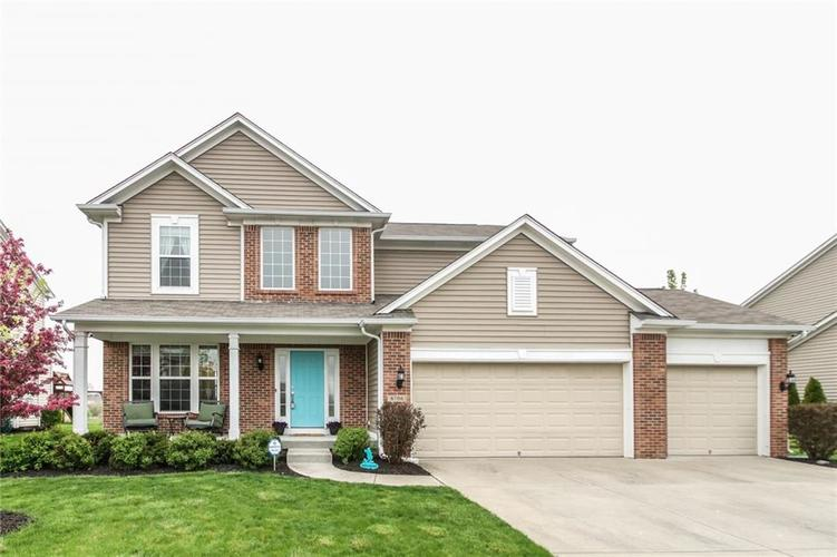 6706  Silverthorne Way Indianapolis, IN 46259 | MLS 21637778