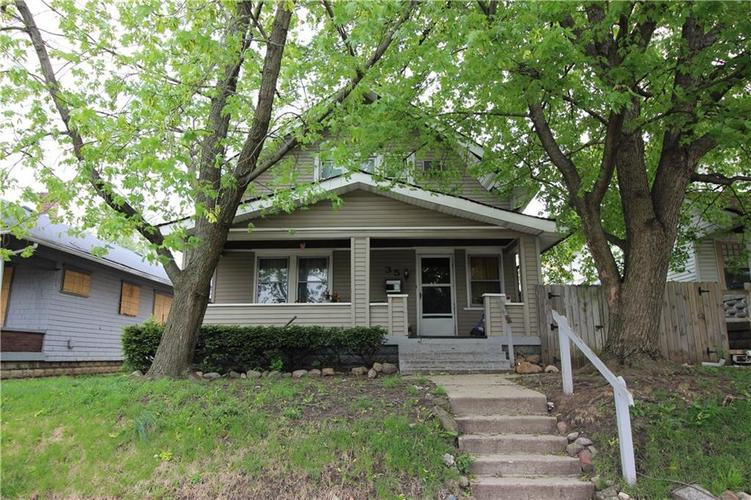 35 N WOODLAND Drive Indianapolis, IN 46201 | MLS 21637819