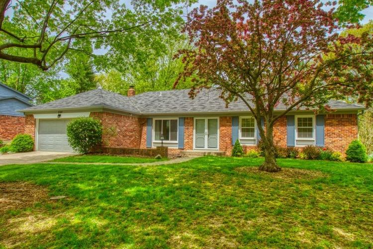 8540  Warrington Drive Indianapolis, IN 46234 | MLS 21637862