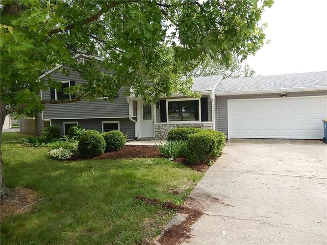 8633 Maze Road Indianapolis, IN 46259 | MLS 21637881 | photo 1