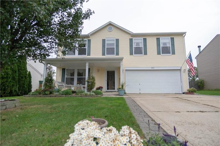 8704 Belle Union Drive Camby, IN 46113 | MLS 21638023 | photo 1