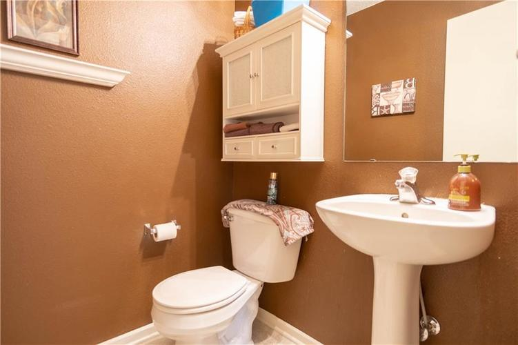 8704 Belle Union Drive Camby, IN 46113 | MLS 21638023 | photo 5