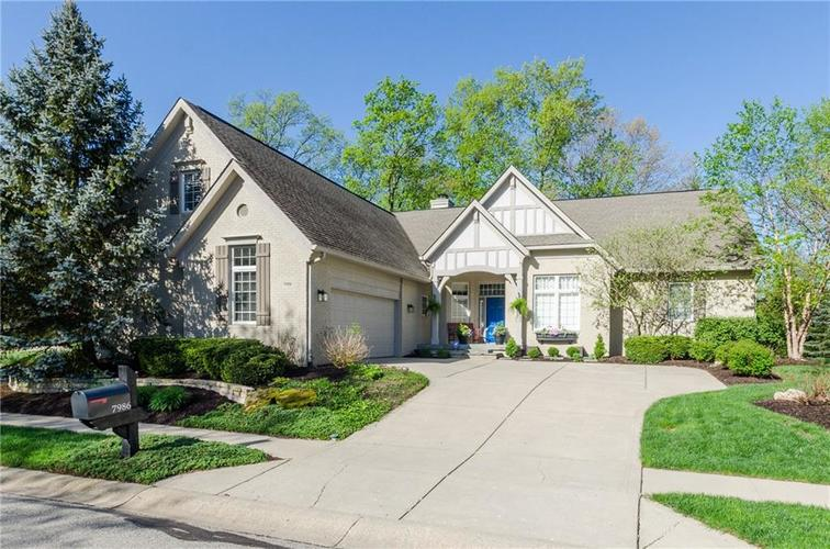 7986  Oakhaven Place Indianapolis, IN 46256   MLS 21638036