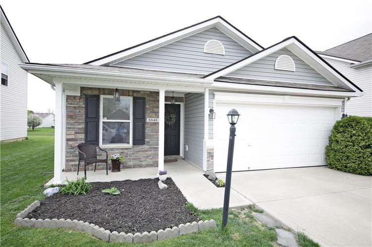 5549 Wild Horse Drive Indianapolis, IN 46239 | MLS 21638049 | photo 1